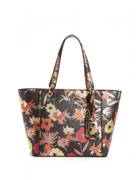 Chic Time | Sac à Main Guess Kamryn Floral Tote  | Prix : 229,00€