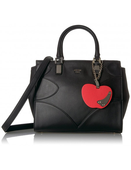 Chic Time | Sac à main Guess Fruit Punch Society Noir  | Prix : 189,00 €