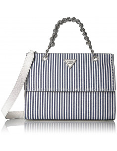 93e6585ce7de Chic Time   Sac a Main Guess Sawyer Stripe Top   Prix   159,00
