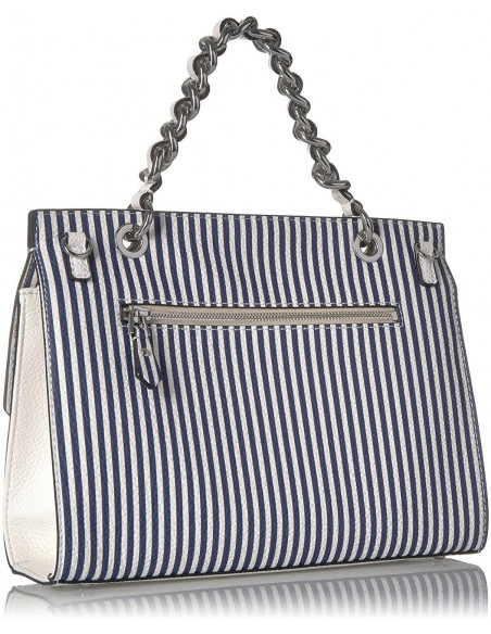 Chic Time | Sac a Main Guess Sawyer Stripe Top  | Prix : 159,00 €