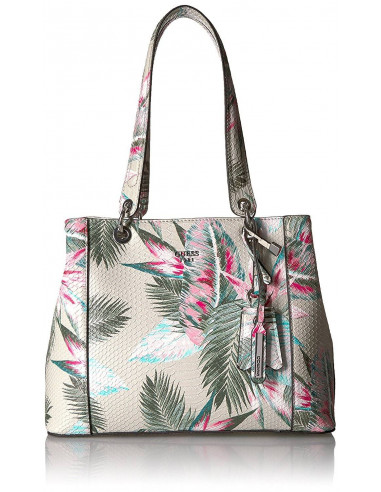 Chic Time | Sac a Main Guess Kamryn Floral  | Prix : 169,00 €