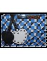 Chic Time | Sac à main Guess Britta Printed Saffiano Small Society  | Prix : 219,00€