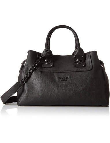 Chic Time | Sac à main Guess Frankee Vintage Pebble Girlfriend  | Prix : 239,00 €