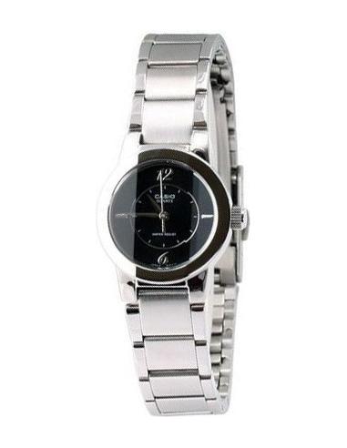 Chic Time | Montre Femme Casio LTP-1230D-1CDF Argent  | Prix : 45,00€