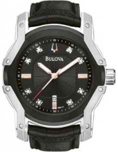 Chic Time | Bulova 98D117 men's watch  | Buy at best price