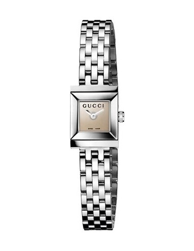Chic Time | Montre Gucci G-Frame YA128501  | Prix : 579,00€