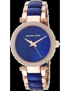 Chic Time | Montre Femme Michael Kors Parker MK6527 Or Rose  | Prix : 549,00€