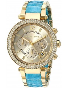 Chic Time | Montre Femme Michael Kors Parker MK6364 Or  | Prix : 254,15 €