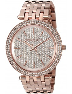 Chic Time | Montre Femme Michael Kors Darci MK3439 Or Rose  | Prix : 329,00 €