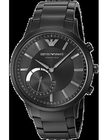Chic Time | Montre Homme Emporio Armani ART3001 Noir  | Prix : 332,10€