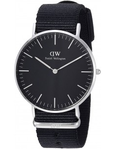 Chic Time | Montre Femme Daniel Wellington Classic Black DW00100151 Noir  | Prix : 83,40 €
