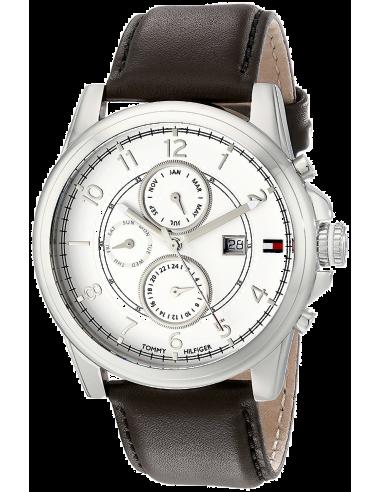 Chic Time | Montre Homme Tommy Hilfiger 1710294 Marron  | Prix : 137,40€