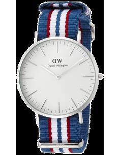 Chic Time | Montre Homme Daniel Wellington Classic 0213DW Multicolore  | Prix : 127,20€