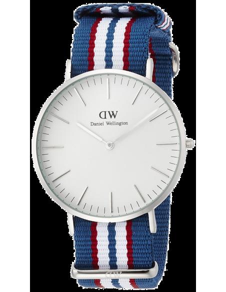 Chic Time | Montre Homme Daniel Wellington Classic 0213DW Multicolore  | Prix : 79,50€