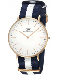 Chic Time | Montre Daniel Wellington Classic Glasgow DW00100004  | Prix : 95,40 €
