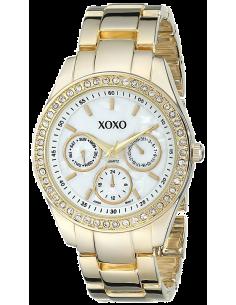 Chic Time   Montre Femme XOXO Rhinestone Accent XO5302A    Prix : 35,94€