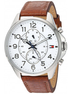Chic Time | Montre Homme Tommy Hilfiger 1791274 Marron  | Prix : 119,94 €