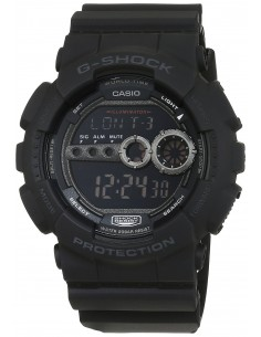 Chic Time | Montre Homme Casio G-Shock GD-100-1BER  | Prix : 99,00 €
