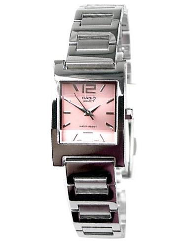 Chic Time | Montre Femme Casio LTP-1283D-4ADF Argent  | Prix : 35,00€