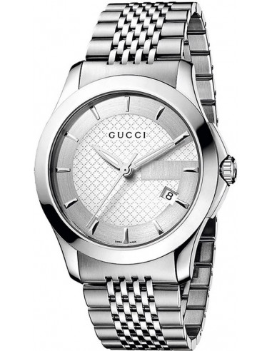 Chic Time | Montre Homme Gucci G Timeless YA126401  | Prix : 535,50€