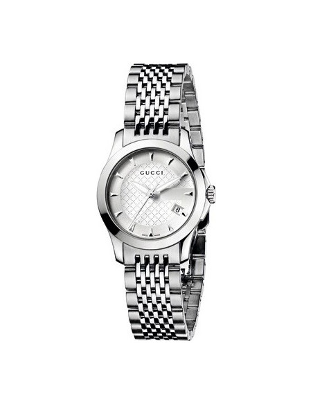 Chic Time | Montre Femme Gucci Timeless YA126501  | Prix : 1,090.00
