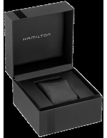 Chic Time | Montre Homme Hamilton Jazzmaster Viewmatic H32515555  | Prix : 535,50€
