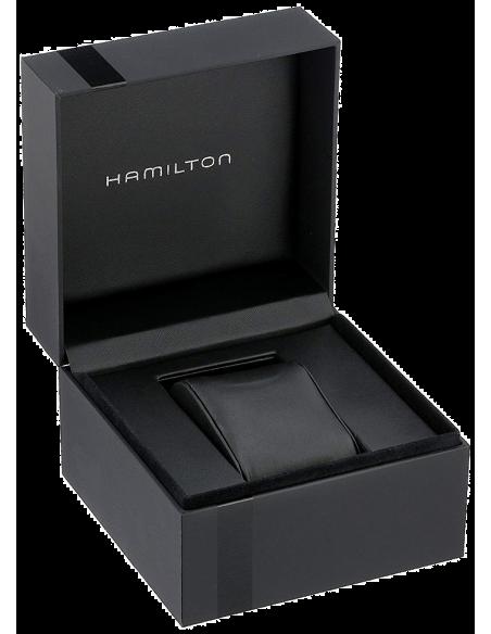 Chic Time | Montre Homme Hamilton Jazzmaster Open Heart H32565735  | Prix : 725,00€