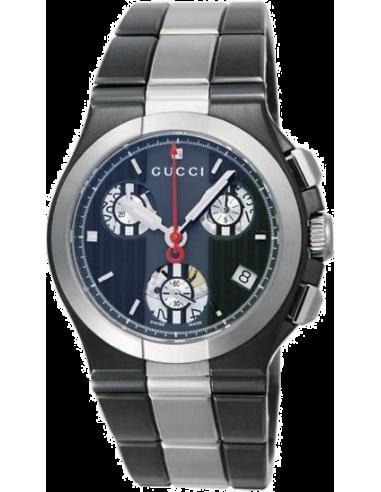 Chic Time   Montre Femme Gucci Titanium Chronograph YA124402    Prix : 1,349.90