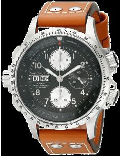 Chic Time | Montre Homme Hamilton Khaki X-Wind H77616533  | Prix : 959,91€