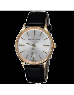 Chic Time | Montre Hamilton H38545751 Jazzmaster Thinline Gold édition limitée 1892 ex.  | Prix : 4,850.00