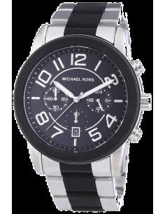 Chic Time | Montre Homme Michael Kors Mercer MK8321 Argent  | Prix : 167,40€