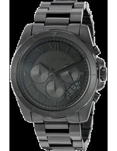 Chic Time | Montre Homme Michael Kors Brecken MK8482 Noir  | Prix : 189,00€