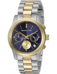 Chic Time | Montre Femme Michael Kors Runway MK6165 Or  | Prix : 220,15 €