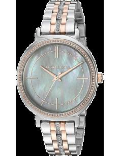Chic Time | Montre Femme Michael Kors Cinthia MK3642 Argent  | Prix : 199,20€