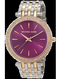 Chic Time | Montre Femme Michael Kors Darci MK3353 Argent  | Prix : 124,50€