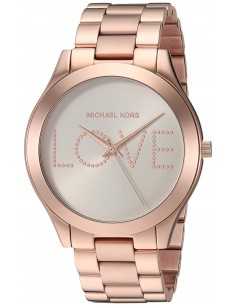 Chic Time | Montre Femme Michael Kors Runway MK3804 Or Rose  | Prix : 149,90€