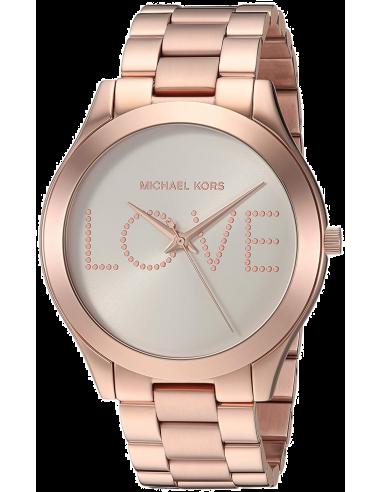Chic Time | Montre Femme Michael Kors Runway MK3804 Or Rose  | Prix : 99,50€