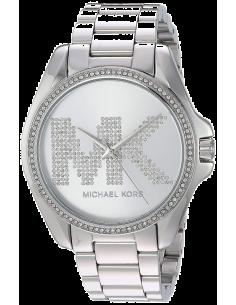 Chic Time | Montre Femme Michael Kors Bradshaw MK6554 Argent  | Prix : 254,15€