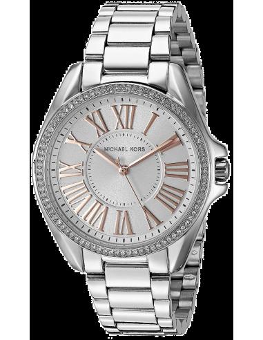 Chic Time   Montre Femme Michael Kors MK3567 Argent    Prix : 258,99€