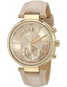 Chic Time | Montre Femme Michael Kors Sawyer MK2529 Beige  | Prix : 223,20 €