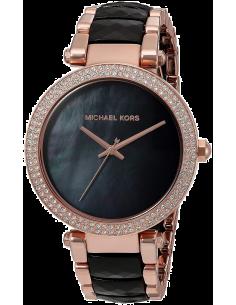 Chic Time | Montre Femme Michael Kors Parker MK6414 Noir  | Prix : 279,00€