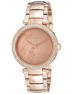 Chic Time | Montre Femme Michael Kors Parker MK6426 Or Rose  | Prix : 249,00 €