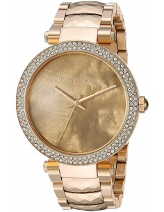 Chic Time | Montre Femme Michael Kors Parker MK6425 Or  | Prix : 249,00 €