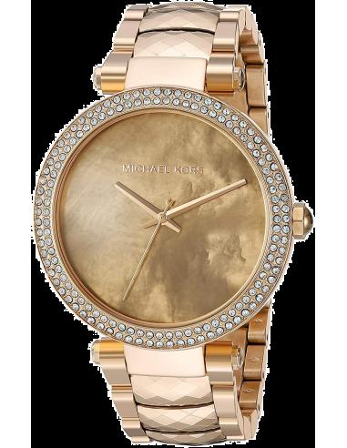 Chic Time | Montre Femme Michael Kors Parker MK6425 Or  | Prix : 249,00€
