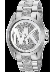 Chic Time | Montre Femme Michael Kors Bradshaw MK6486 Argent  | Prix : 237,15€