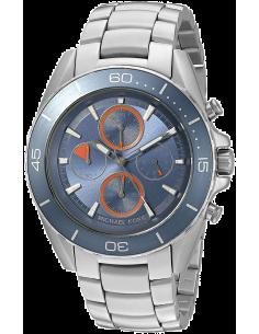Chic Time | Montre Homme Michael Kors JetMaster MK8484 Argent  | Prix : 169,00€