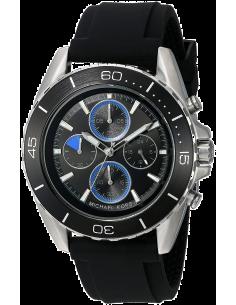 Chic Time | Montre Homme Michael Kors JetMaster MK8485 Noir  | Prix : 209,00€