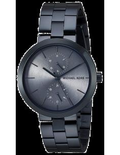 Chic Time | Montre Femme Michael Kors Garner MK6410 Bleu  | Prix : 129,00€