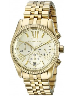 Chic Time | Montre Femme Michael Kors MK5556 Or  | Prix : 211,65€
