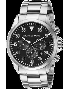 Chic Time | Montre Homme Michael Kors Gage MK8413 Argent  | Prix : 199,00€